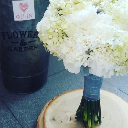 Wedding 5: букеты цветов на заказ Flowwow
