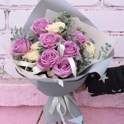 Розы cool water и кустовые розы