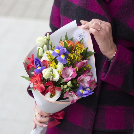 Букет «Внезапность»: букеты цветов на заказ Flowwow