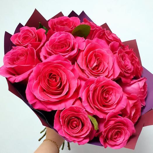 Букет 262: букеты цветов на заказ Flowwow