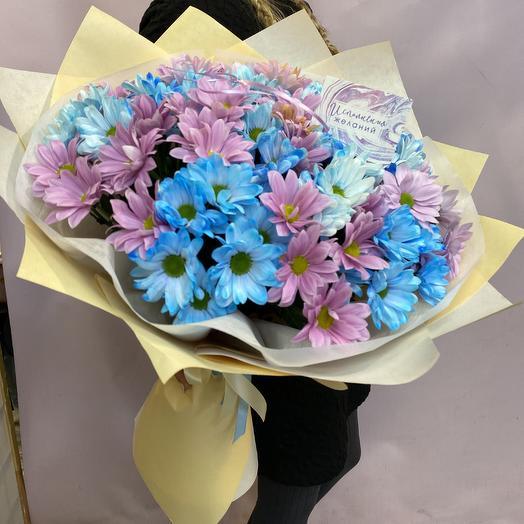 Ромашки для вашей милашки: букеты цветов на заказ Flowwow