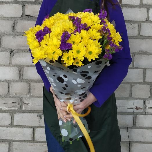 Огни радости: букеты цветов на заказ Flowwow