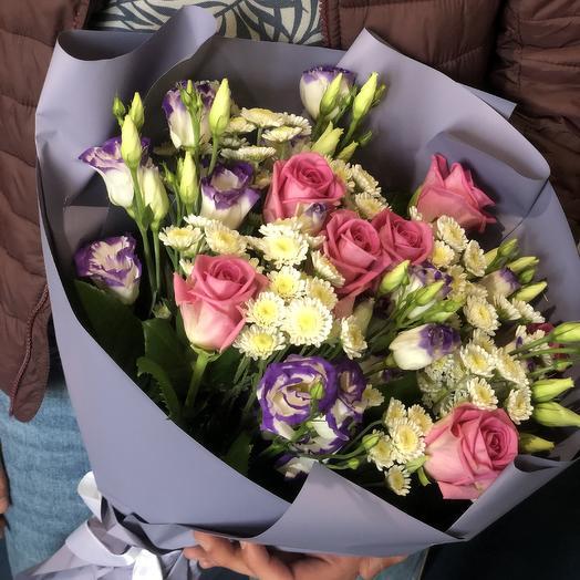 Композиция Муза: букеты цветов на заказ Flowwow