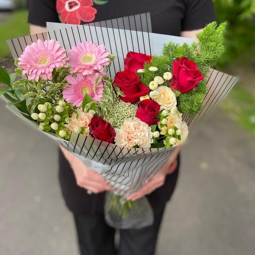 Букет « Сокровенная»: букеты цветов на заказ Flowwow