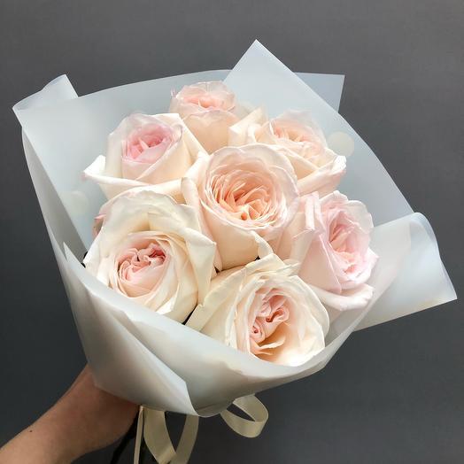 Букет из ароматной розы