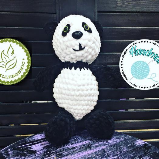 Панда ручной работы