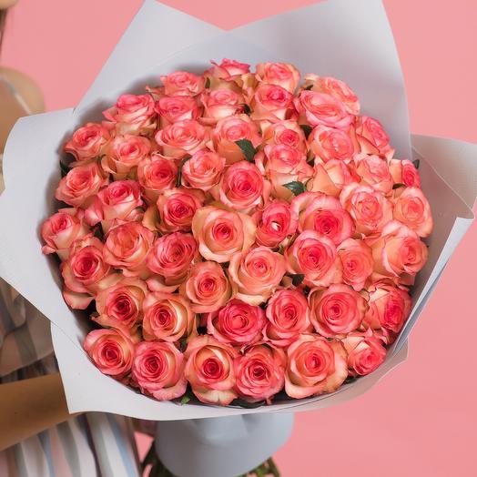 Букеты из 51 розы  1