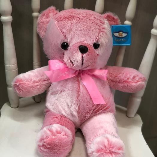 Мягкая игрушка «Медведь Пинки»