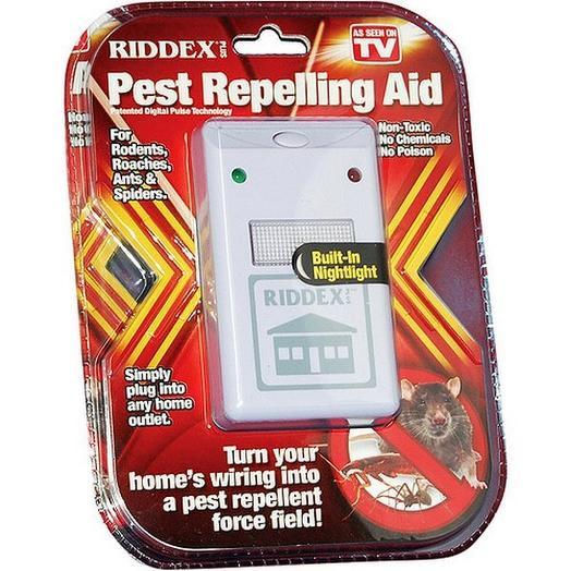 Pest Repeller Riddex+ (Комплект 2 шт)