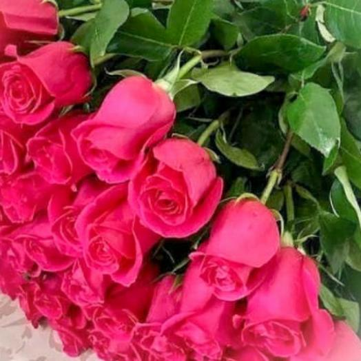 """Букет из роз """" Пинк Флоид"""""""
