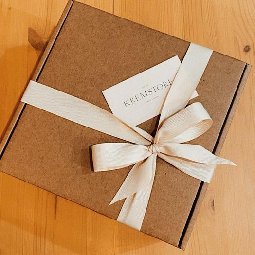 Подарочная коробка, Kremstore