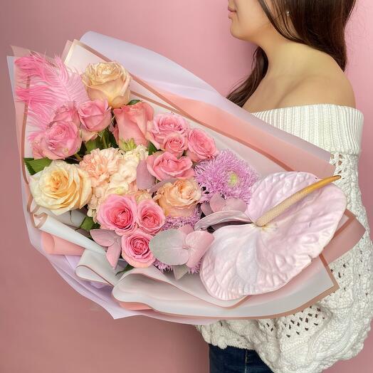 Барби семицветик