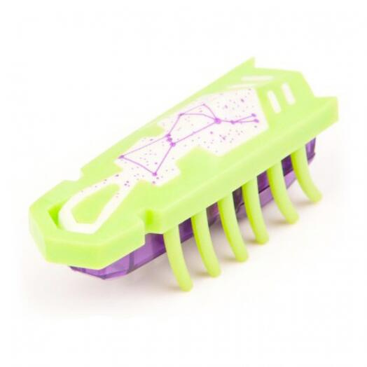 Игрушка для кошек интерактивная микроробот Нано Светлячок зеленый