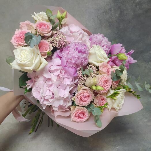 Роскошь розового 🌸