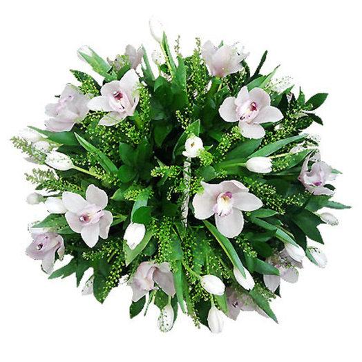 Арабеска: букеты цветов на заказ Flowwow