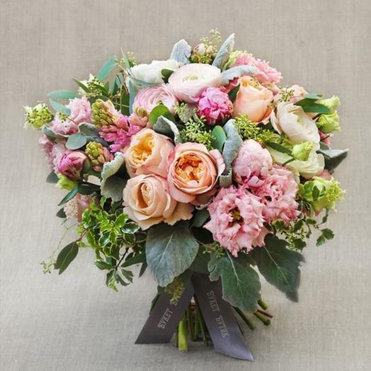 Большой букет Афродита: букеты цветов на заказ Flowwow