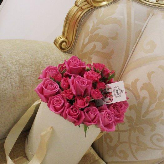 Элитная: букеты цветов на заказ Flowwow