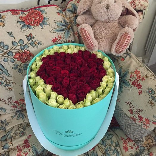 Букет 249: букеты цветов на заказ Flowwow
