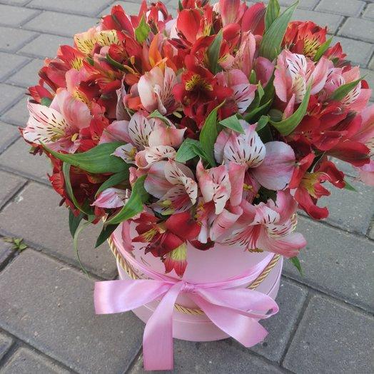 Сказочная заря: букеты цветов на заказ Flowwow