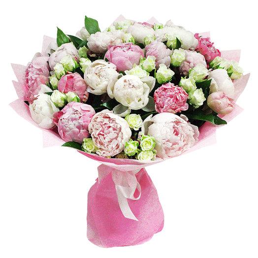 Букет Обольщение  15 шт: букеты цветов на заказ Flowwow