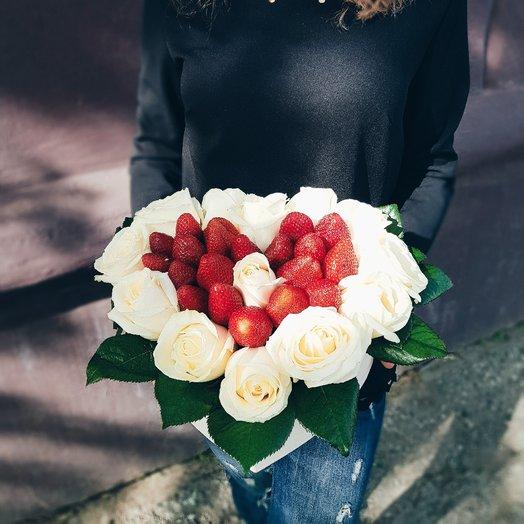 Сладкое настроение : букеты цветов на заказ Flowwow