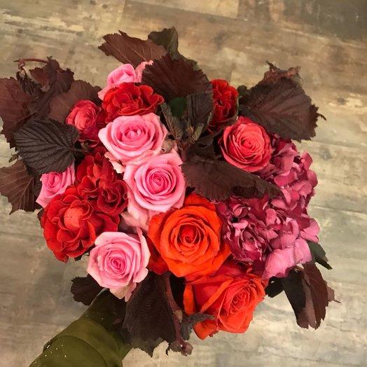 Ликование: букеты цветов на заказ Flowwow