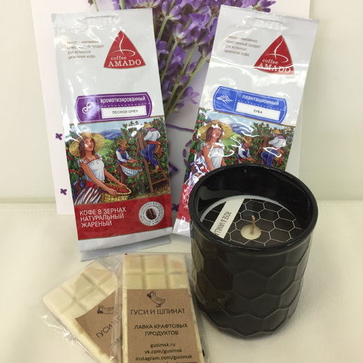 Подарочный пакет : букеты цветов на заказ Flowwow