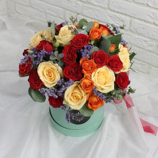 Краски весны: букеты цветов на заказ Flowwow