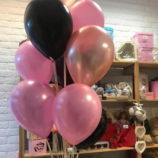 Воздушные шары 11 шт