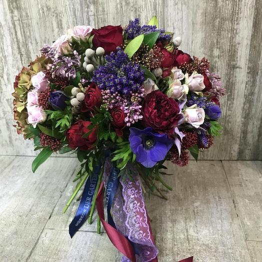 Не розовый: букеты цветов на заказ Flowwow