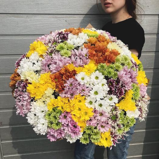 Радуга после дождя: букеты цветов на заказ Flowwow