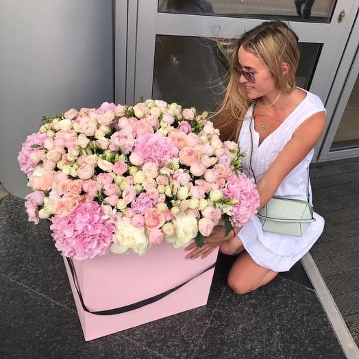 Ее любовь: букеты цветов на заказ Flowwow