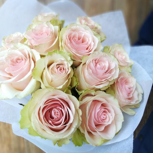 Сьеззи: букеты цветов на заказ Flowwow