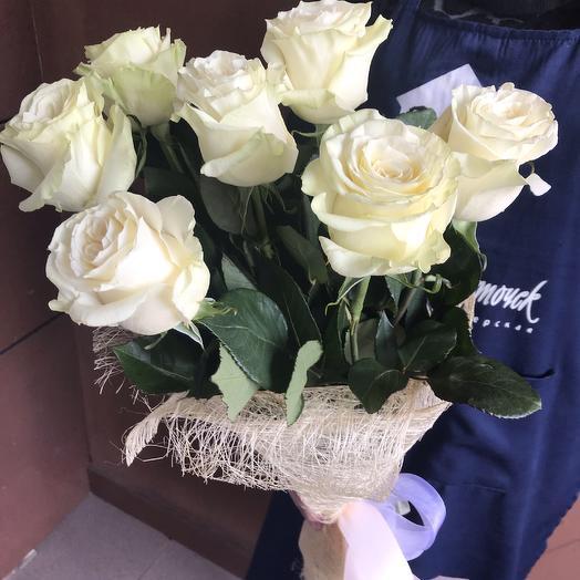 Розы импортные Mondial: букеты цветов на заказ Flowwow