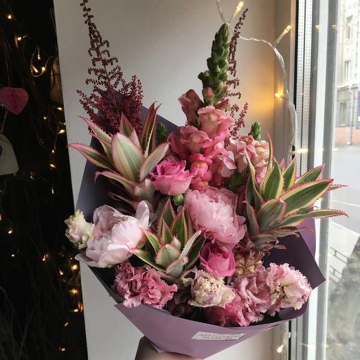 Тропикано: букеты цветов на заказ Flowwow