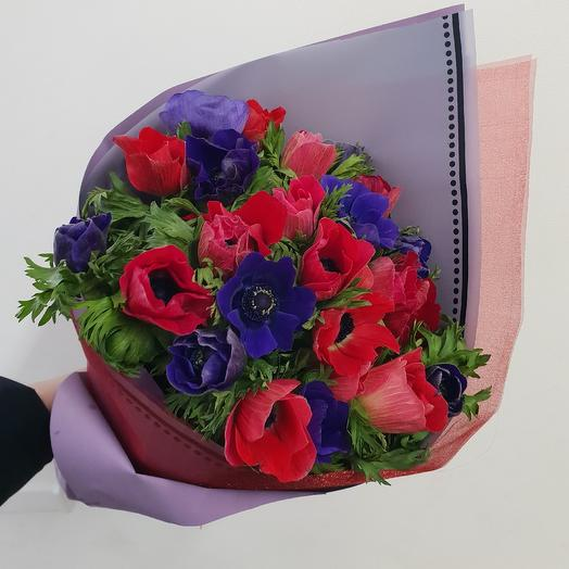 Маковое поле: букеты цветов на заказ Flowwow