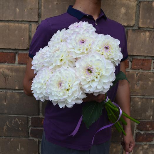 Белый Янтарь: букеты цветов на заказ Flowwow