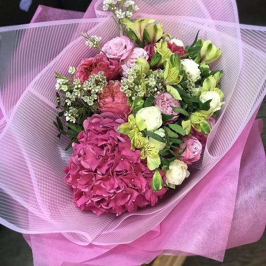 Букет Яркие чувства: букеты цветов на заказ Flowwow