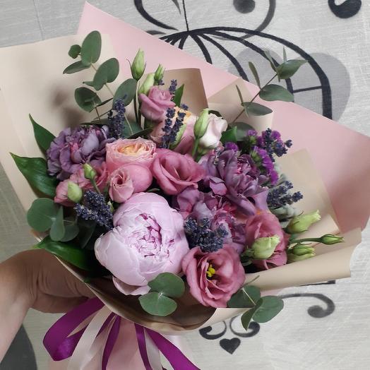 Букет Рио: букеты цветов на заказ Flowwow
