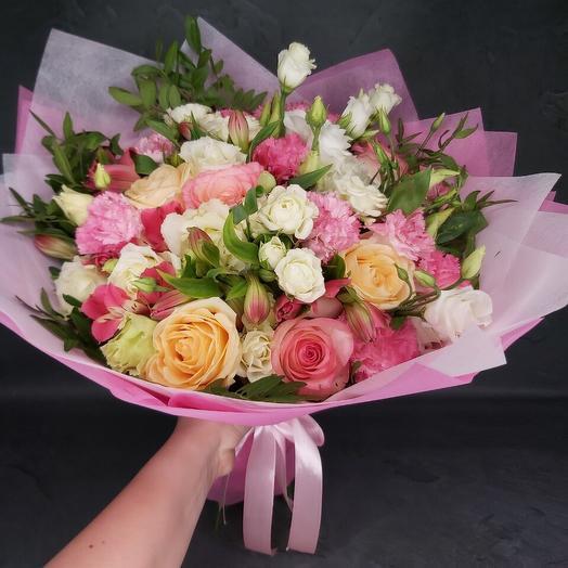 Профитроль: букеты цветов на заказ Flowwow