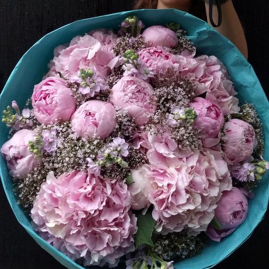 Fetter of tenderness: букеты цветов на заказ Flowwow