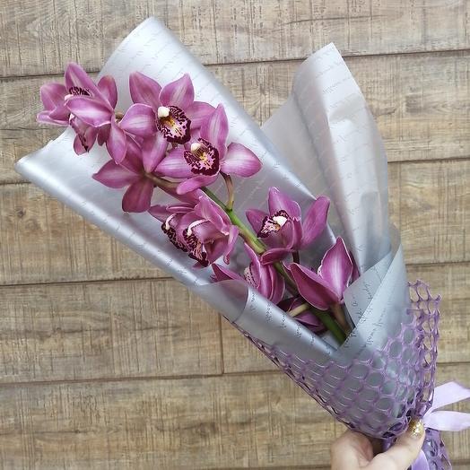 Орхидея по супер цене: букеты цветов на заказ Flowwow