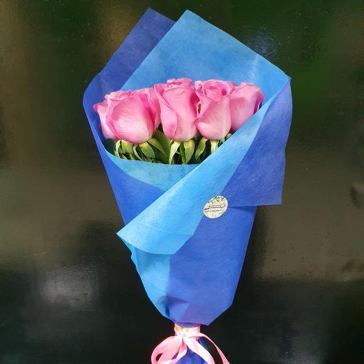 Букет 197: букеты цветов на заказ Flowwow