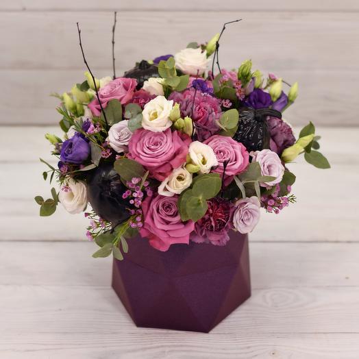 Эльвира: букеты цветов на заказ Flowwow