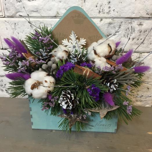 Blizzard: flowers to order Flowwow