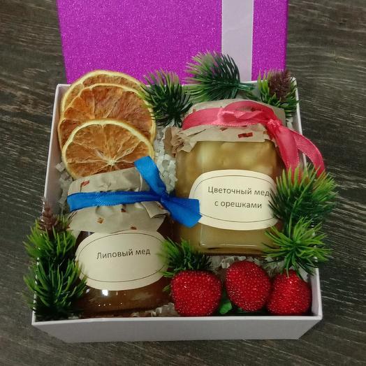 Новогоднее сладкое чудо: букеты цветов на заказ Flowwow