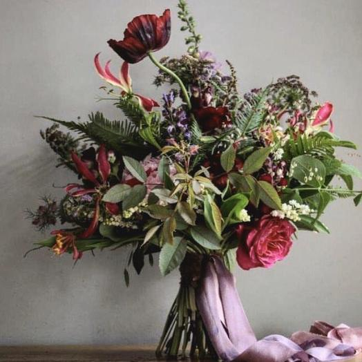 """Букет цветов """"Севилья"""""""