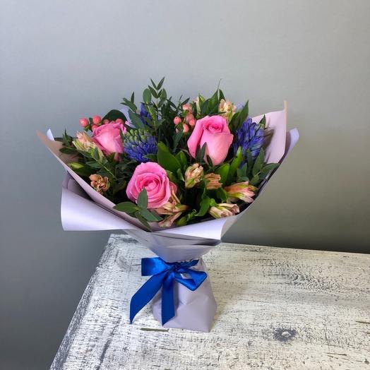 Dreams come true: flowers to order Flowwow