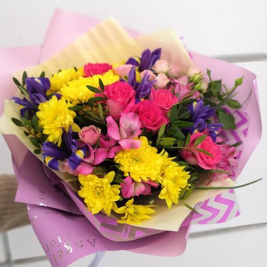Радость моя: букеты цветов на заказ Flowwow