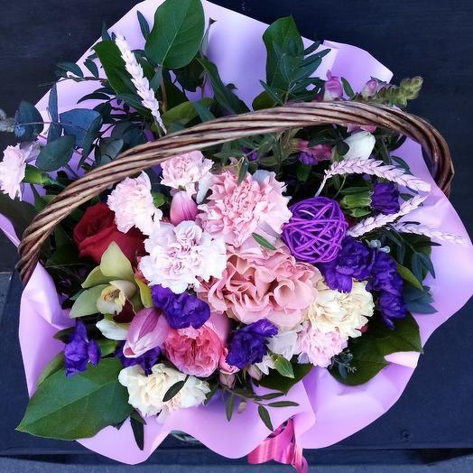 Кудрявый: букеты цветов на заказ Flowwow
